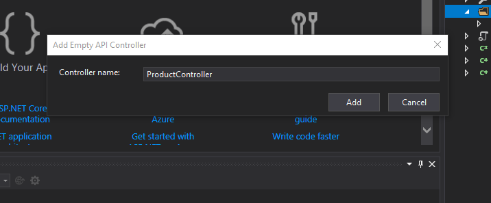create a new api controller CQRS with MediatR in ASP.NET Core 3.1 - Ultimate Guide