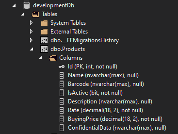 product database CQRS with MediatR in ASP.NET Core 3.1 - Ultimate Guide