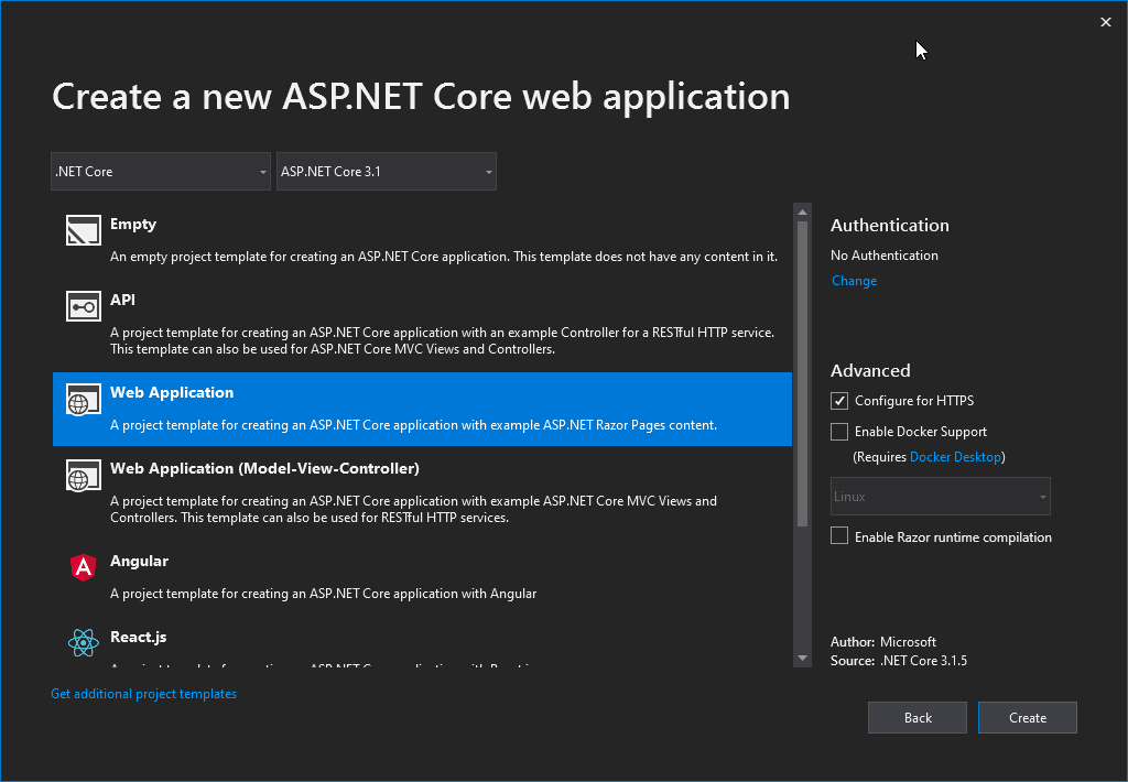 new razor JQuery Datatable in ASP.NET Core - Server-Side Processing