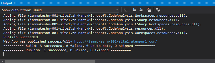 published Hosting ASP.NET Core with SmarterASP.NET - FREE 60 Days Trial!