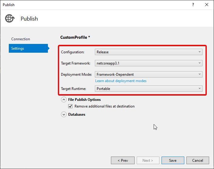 smarteraspnet core publish settings Hosting ASP.NET Core with SmarterASP.NET - FREE 60 Days Trial!
