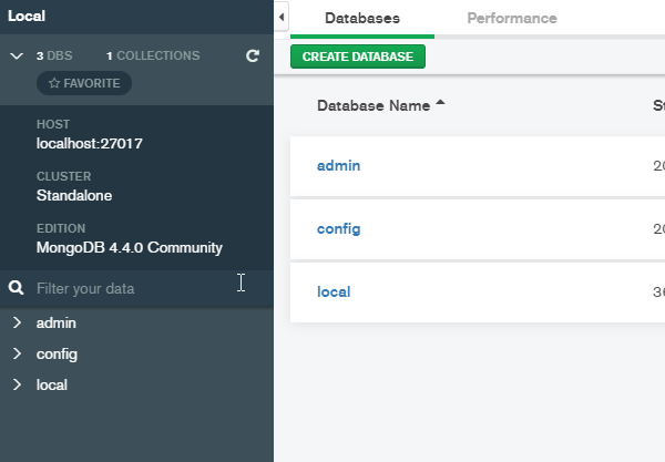 default mongodb service Working with MongoDB in ASP.NET Core - Ultimate Guide