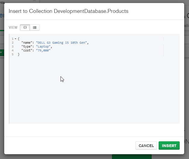 mongodb insert Working with MongoDB in ASP.NET Core - Ultimate Guide